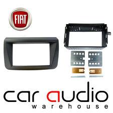 Fiat Croma 2005 on Double DIN Facia Fascia Plate Fitting Kit