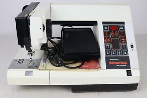 FOR PARTS/NOT WORKING - Vintage Kenmore Sensor Sew One Hundred Sewing Machine
