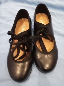 Hardly Worn: Bloch Tap Shoes Black Size 4.5 Hardly Used