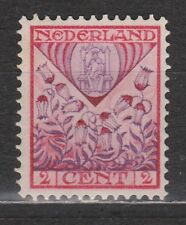 NVPH Netherlands Nederland nr 208 MLH 1927 Kinderzegel Pays Bas