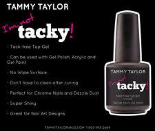 Tammy Taylor - No-wipe Top Coat - I'm not tacky!