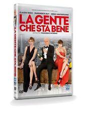 Dvd LA GENTE CHE STA BENE - (2014) ....NUOVO