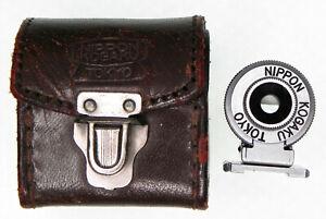 "Nikon RF 13.5cm Tokyo Finder ""L"" for 13.5cm f4 LSM  #1 .......... Very Rare !!"