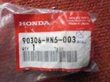 HONDA GOLDWING GL1500 GENUINE FINAL DRIVE / REAR AXLE NUT 90306-MN5-003