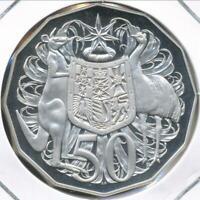 Australia, 1999 Fifty Cents, 50c, Elizabeth II - Proof