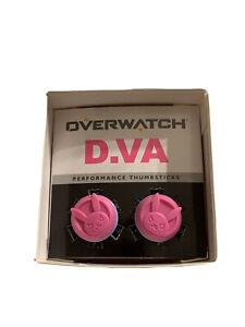 KontrolFreek Overwatch DVA Thumbsticks for PS4 PS5 Pink New D.VA