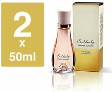 2 Pcs SUDDENLY Madame Glamour Women Eau de Perfume 2x 50 ml 1.7 FL LIDL BEST BUY