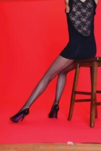 Quality UK Made Fishnet Tights Hold Ups Stockings Various Styles Colours Sexy