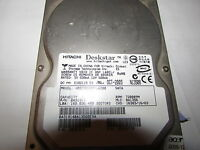 HARD DISK 3,5 80GB HITACHI DESKSTAR SERIAL ATA  MODEL HDS728080PLA380