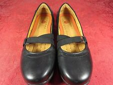 Clarks Structured Flats Casual Fashion Shoes Women Size 7M