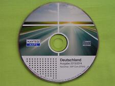 NAVIGATION CD WIP COM RT4 RT5 DEUTSCHLAND 2014 CITROEN C4 C5 C6 PEUGEOT 207 307