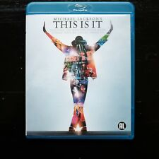 MICHAEL JACKSON'S THIS IS IT - BLU-RAY