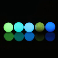 10Pcs Glow Fluorescence Luminous Beads For Bracelet&Necklace Jewelry Making DIY