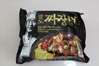 Korean Premium Instant Noodle Black Bean Sauce PALDO JJAJANGMYEON Ramen 2,4,8ea