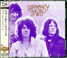 SPOOKY TOOTH-SPOOKY TWO +7-JAPAN SHM-CD BONUS TRACK D50