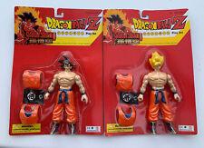 DragónballZ figures Goku Gohan 90's