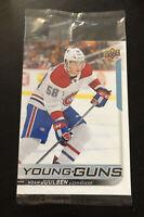 Noah Juulsen 2018-19 Upper Deck NHL Young Guns Oversized Jumbo #482 Canadiens RC