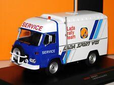 AVIA A21F ASSISTANCE LADA MOTORSPORT RALLY TEAM VFTS SERVICE IXO RAC293X 1/43