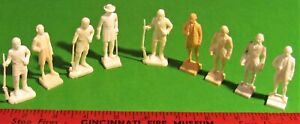 VINTAGE MARX 54 MM NABISCO AMERICAN HERO FIGURES..........