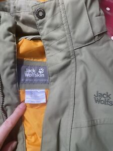 Mens large Jack wolfskin Coat