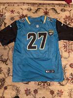 Leonard Fournette Mens Size 56 Jacksonville Jaguars NFL Nike Jersey