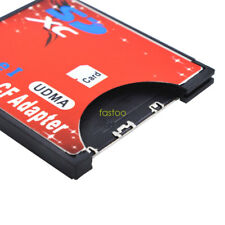 Camera SD SDHC SDXC to Extreme Compact Flash CF Type I Memory Card Adaptapter