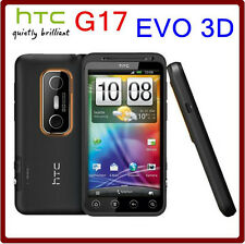 HTC EVO 3D X515m G17 3G Dual-Core WIFI GPS 5MP TouchScreen Original Unlocked