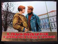 FOTOBUSTA CINEMA - LOVEMAKER L'UOMO PER FARE L'AMORE - 1969 - DRAMMATICO