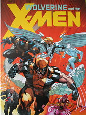 WOLVERINE and the Xmen Jason Aaron Chris Bachald  Nick Bradshaw MARVEL DELUXE