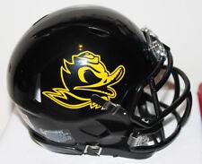 2015 Oregon Ducks Custom Riddell Mini Helmet vs Georgia State