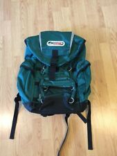 Mountain Dew Backpack green black hiking camping