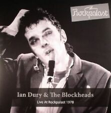 IAN DURY & THE BLOCKHEADS LIVE AT ROCKPALAST 1978 NEW SEALED 2 LP VINYL RECORD