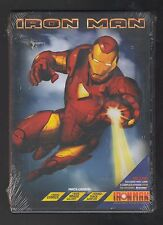 New FACTORY Sealed Iron man DVD PROMOTIONAL PROMO 2008 REGION 1