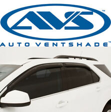 AVS 94009 Tape-On Window Shades VentVisors 4-Piece for 2007-2012 Nissan Versa