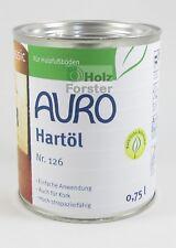 AURO Hartöl Classic Nr. 126 farblos