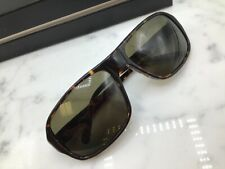 ST Dupont Tortoiseshell Tobacco Marble Brown Sunglasses Polarized Made in Italy