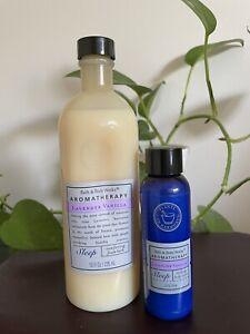 Bath & Body Works Aromatherapy SLEEP LAVENDER VANILLA  Lotion + Comforting Foam