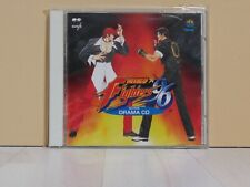 CD - the King of Fighters ´96 Drama Soundtrack - Neo Geo SNK Scitron