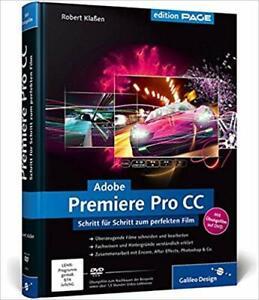 Galileo Desig Adobe Premiere Pro CC - Schritt für Schritt zum perfekten Film neu