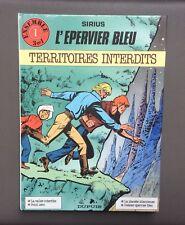 L'épervier bleu. Territoires interdits. Dupuis 1886