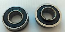 2pc Replacement Bearings 16mm Bore 35mm Outer Hand Trolley wheel