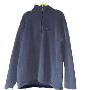 Berghaus Xl Mens Grey Polartech Pullover Top