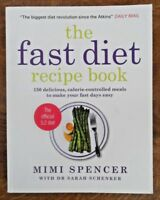 THE FAST DIET RECIPE BOOK by Mimi Spencer Medium Format Paperback