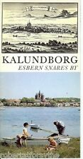 Kalundborg Esbern Snares By Denmark Ubby Dragsholm Aagard Bjerge Strand 10p