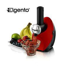 Elgento frutello e12007 frutta congelata DESERTO MAKER 150W sano DESSERT