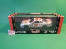 Quartzo Die Cast Car, 1/43 Scale, John Andretti #37 Kmart, Ford Thunderbird(New)