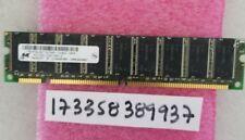 128MB SDRAM SD 133MHZ PC133 168PIN ECC UNBUFFERED LOW DENSITY 16X8