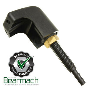 Land Rover Defender Front Window Washer Jet - Twin Nozzle - LR061677 - Bearmach