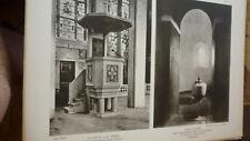 Le Mobilier Religieux Moderne    Jean Favier   1930