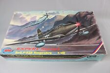 ZC170 MPM 48024 Maquette Avion Militaire 1/48 Bell P-63A Kingcobra Expert Series